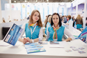 Персонал на выставку в Перми