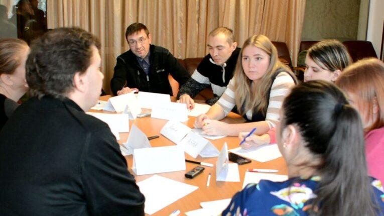 Фокус группа в Перми